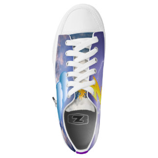 Weather Low Top Shoe Printed Shoes