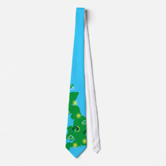 Weather Map Tie