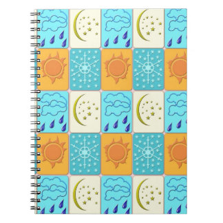 weather notebooks