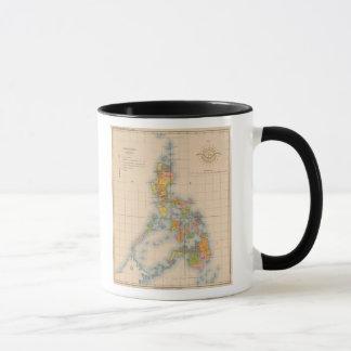 Weather Stations Seismic No 5 Mug