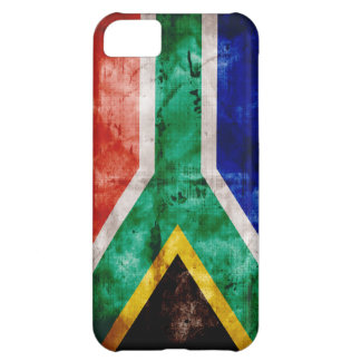 Weatherd South Africa Flag iPhone 5C Case