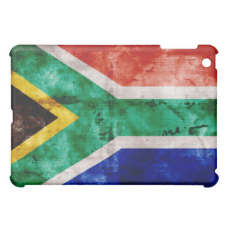 Weatherd South Africa Flag iPad Mini Case