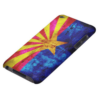 Weathered Arizona Flag iPod Touch Covers