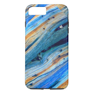 weathered blue barn boards iPhone 7 plus case