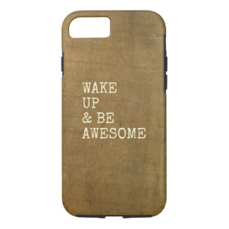 Weathered Board Reclaimed Barn Wood Plank iPhone 8/7 Case
