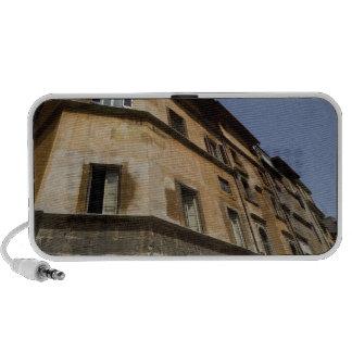 Weathered buildings, Rome, Italy 2 Travel Speaker
