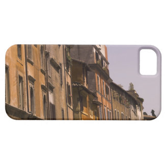 Weathered buildings, Rome, Italy Barely There iPhone 5 Case