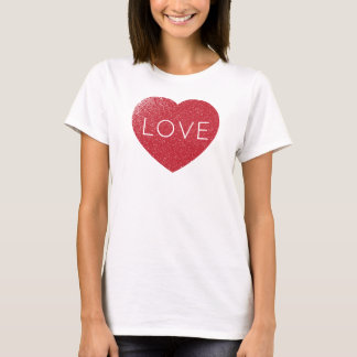 Weathered Custom Love - What do you love? T-Shirt