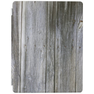 Weathered Door Planks iPad Cover