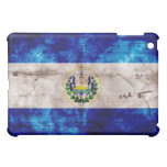 Weathered El Salvador Flag Case For The iPad Mini