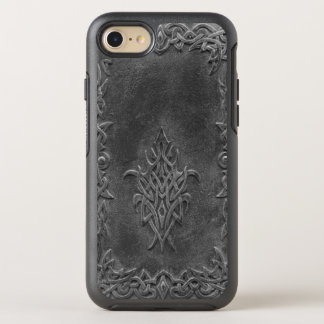 Weathered Embossed Celtic Knot Pattern OtterBox Symmetry iPhone 7 Case
