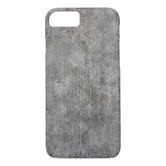 Weathered Grey Cement Sidewalk iPhone 8/7 Case