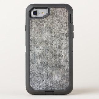 Weathered Grey Cement Sidewalk OtterBox Defender iPhone 8/7 Case