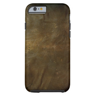 Weathered Leather Tough iPhone 6 Case