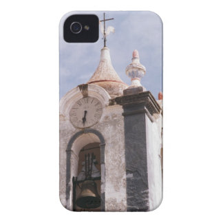 Weathered, old-fashioned clock tower, Portugal Case-Mate iPhone 4 Cases