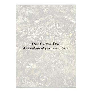 Weathered Stone Effect Design. 13 Cm X 18 Cm Invitation Card