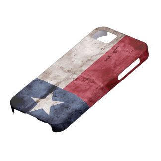 Weathered Texas Flag; Barely There iPhone 5 Case