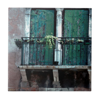 Weathered Venetian Porch Tile