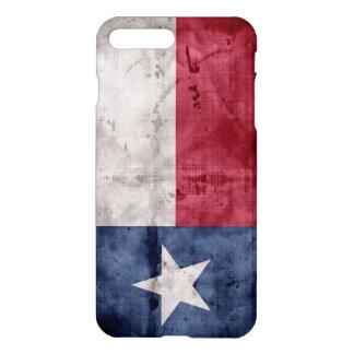 Weathered Vintage Texas State Flag iPhone 8 Plus/7 Plus Case