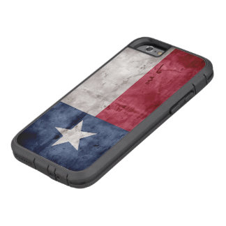 Weathered Vintage Texas State Flag Tough Xtreme iPhone 6 Case