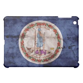 Weathered Virginia Flag iPad Mini Cases