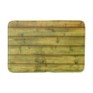 Weathered Wood Bath Mats
