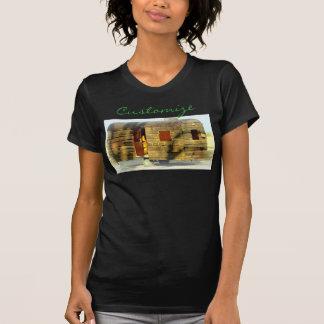 weathered wood chez caravan T-Shirt