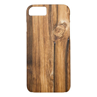 Weathered Wood Grain iPhone 7 Case