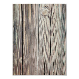 Weathered Wood Grain Plank Background Template Photo
