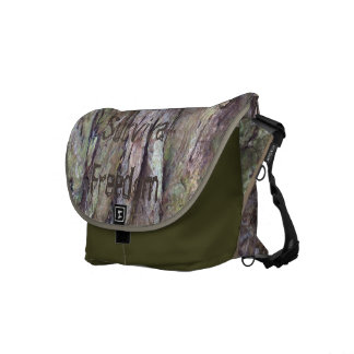 Weather's Liberty Survival Freedom ( BARK) Messenger Bags