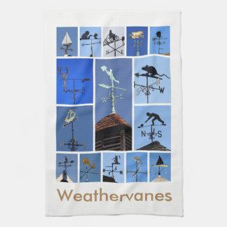 Weathervanes teatowel kitchen towel