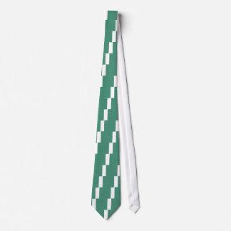 Weave - Aquamarine Tie