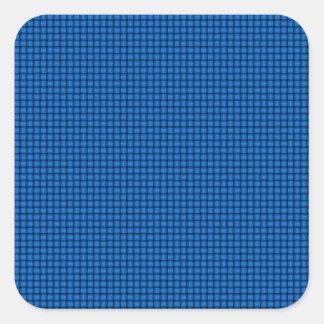 Weave - Azure Sticker
