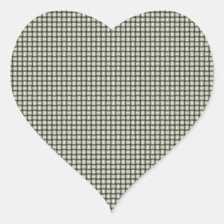 Weave - Beige Stickers