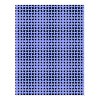 Weave- Blue Hues Post Cards