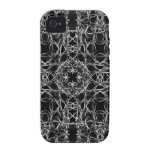 Weave of Symmetry Vibe iPhone 4 Cover