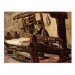 Weaver by Vincent van Gogh