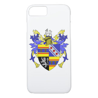 Weaver Coat of Arms Family Crest iPhone 7/8 Case