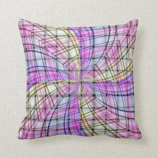 Weaving & Swirling Cushion