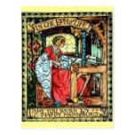 Weaving Woman Postcards