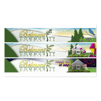 Web Design Portfolio Card Pack Of Standard Business Cards