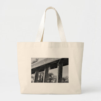 Web Large Tote Bag