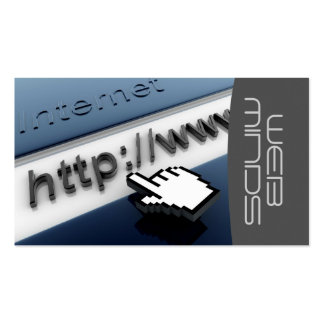 Web Specialist, Computer, Software Business Card