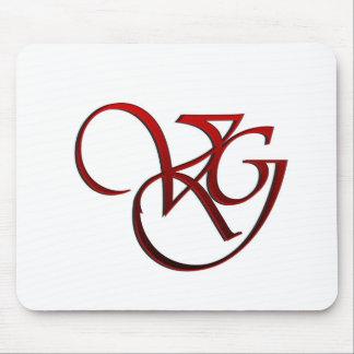 Web Valeria Gonzales Street Team Logo Mousepad