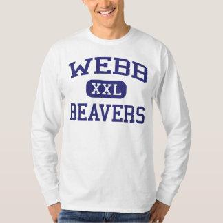 Webb - Beavers - Area - Reedsburg Wisconsin T-Shirt