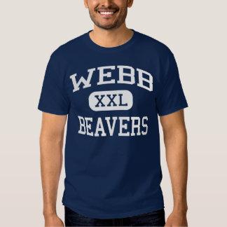 Webb - Beavers - Area - Reedsburg Wisconsin Tee Shirt