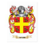 Webb Family Crest (Coat of Arms)