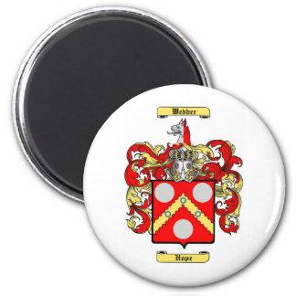 Webber 6 Cm Round Magnet