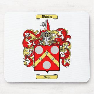 Webber Mouse Pad