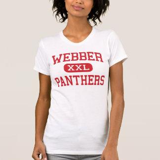 Webber - Panthers - Junior - Fort Collins Colorado T-Shirt